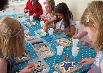 Childrens Art And Craft Birthday Parties In London - Childrens birthday party ideas in london
